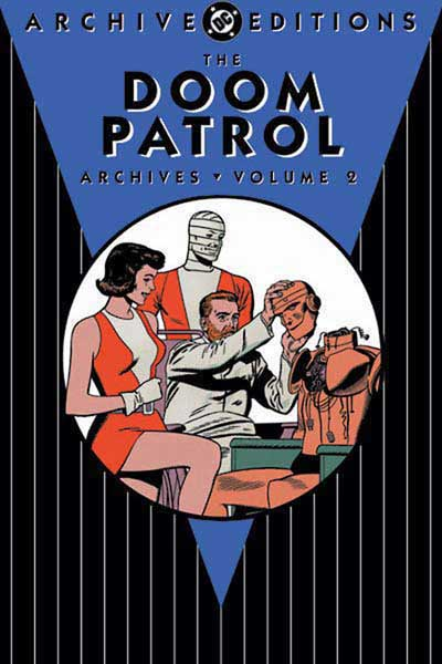Image: Doom Patrol Archives Vol. 02 HC  - DC Comics