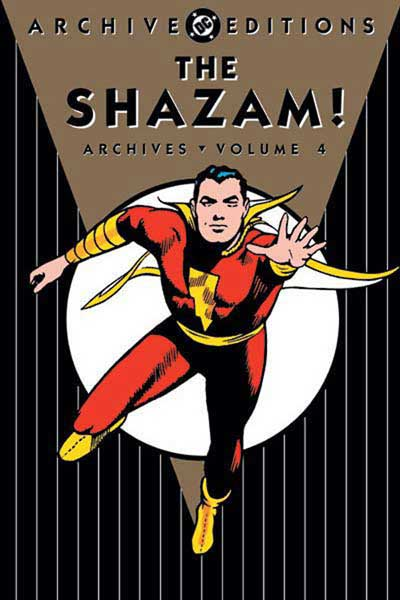 Image: Shazam Archives Vol. 04 HC  - DC Comics
