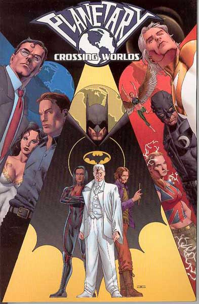 Image: Planetary: Crossing Worlds SC  - DC Comics