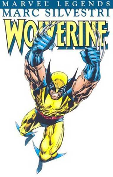 Image: Wolverine Legends Vol. 06: Marc Silvestri Book 1 SC  - Marvel Comics