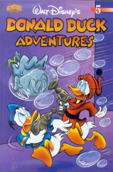 Image: Donald Duck Adventures Vol. 05 SC  - Gemstone Publishing