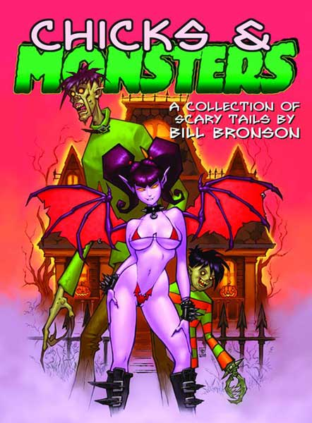 Image: Chicks & Monsters Vol. 1 SC  -