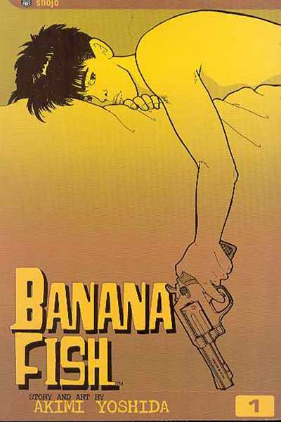Image: Banana Fish Vol. 01 SC  - Viz Media LLC