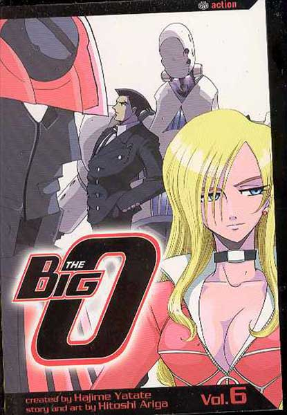 Image: Big O Vol. 06 SC  - Viz Media LLC
