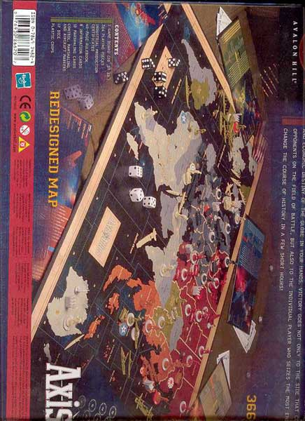 Image: Axis & Allies - Revised  -
