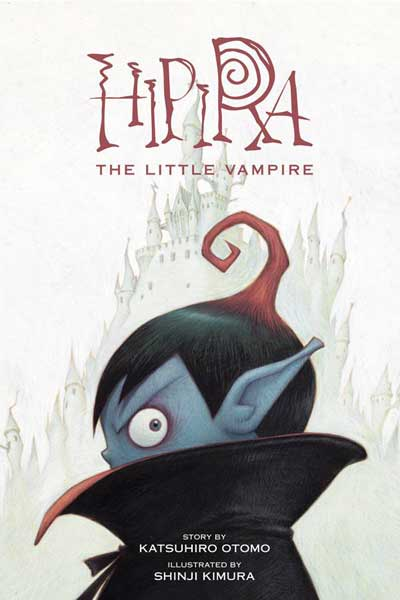 Image: Hipira: The Little Vampire HC  - Dark Horse Comics