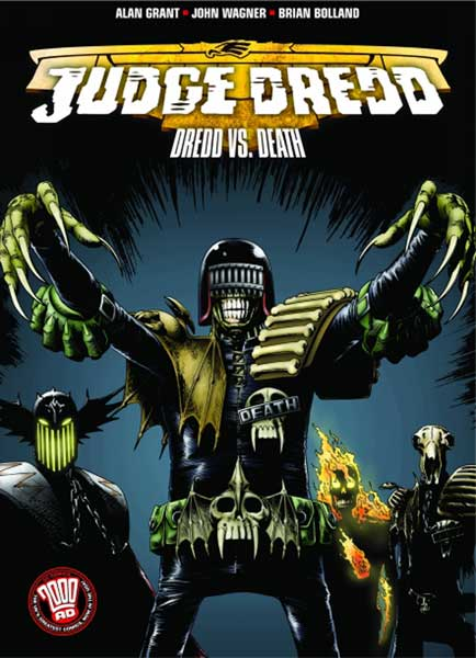 Image: Judge Dredd: Dredd vs. Death SC  - DC Comics