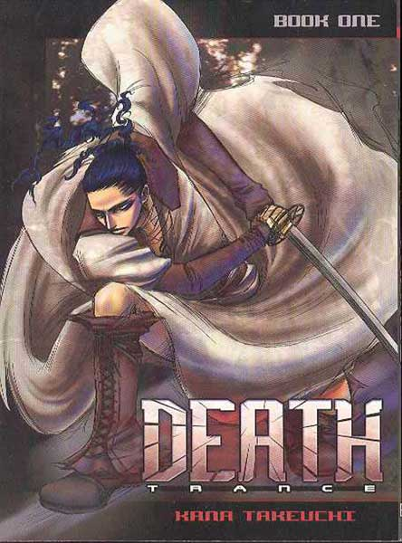 Image: Death Trance Vol. 1 SC  - Anime Works Publications