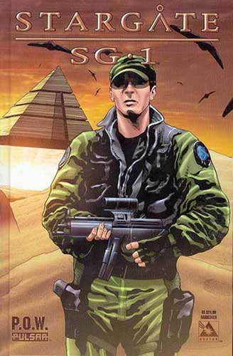 Image: Stargate SG-1 Vol. 1: P.O.W. HC  - Avatar Press Inc