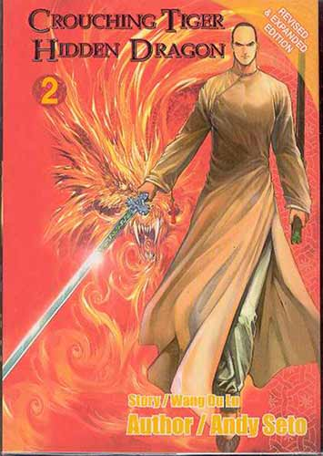 Image: Crouching Tiger, Hidden Dragon Vol. 2 SC  (Revised & Expanded ed.) - HK Comics