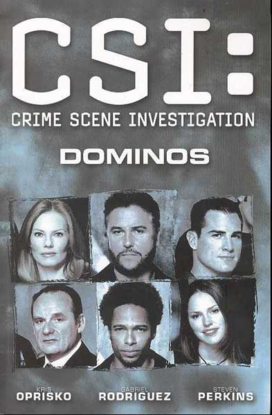 Image: CSI: Dominos SC  - IDW Publishing