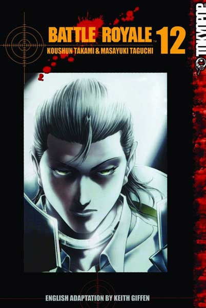 Image: Battle Royale Vol. 12 SC  - Tokyopop