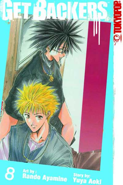 Image: Get Backers Vol. 08 SC  - Tokyopop