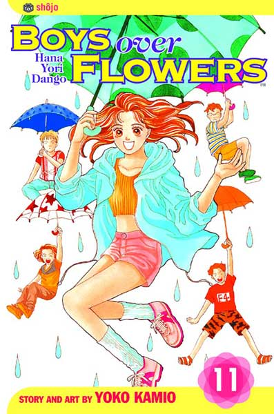 Image: Boys Over Flowers Vol. 11 SC  - Viz Media LLC