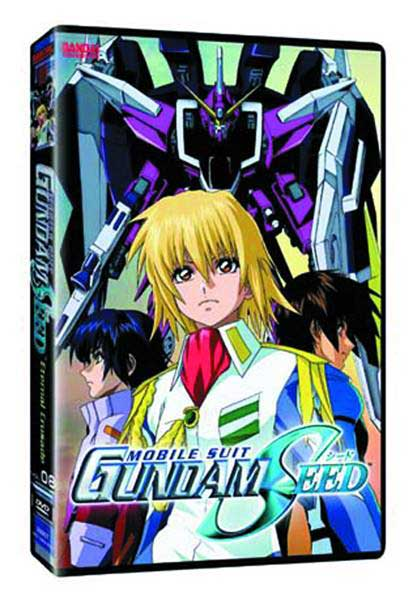 Image: Mobile Suit Gundam SEED Vol. 9: Evolutionary Conflicts DVD  -