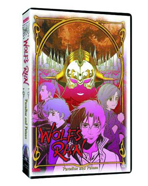 Image: Wolf's Rain Vol. 06: Paradise and Poison DVD  -