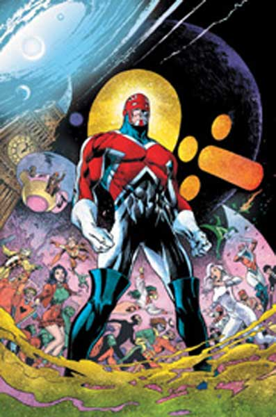 Image: Captain Britain SC  - Marvel Comics
