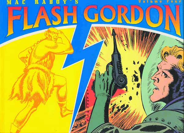 Image: Mac Raboy's Flash Gordon Vol. 04 SC  - Dark Horse Comics