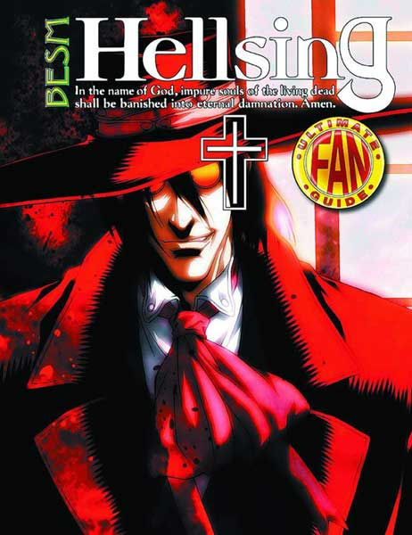 Image: Hellsing Ultimate Fan Guide Vol. 02 SC  -