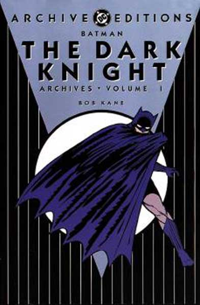 Image: Batman: Dark Knight Archives Vol. 01 HC  - DC Comics