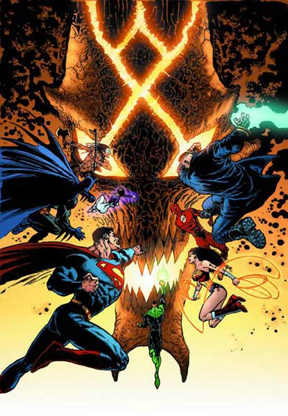 Image: JLA Vol. 14: Trial by Fire SC  - DC Comics