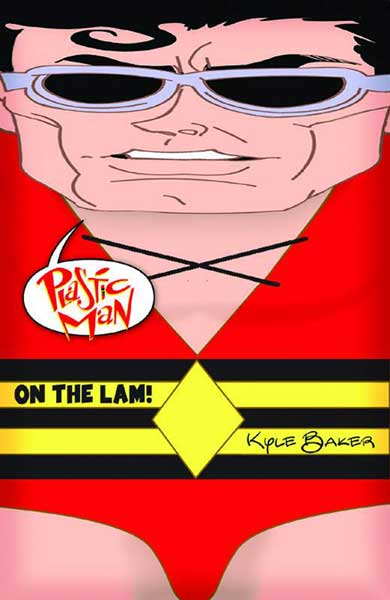 Image: Plastic Man Vol. 01: On the Lam SC  - DC Comics