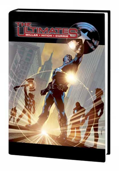 Image: Ultimates Vol. 01 HC  - Marvel Comics