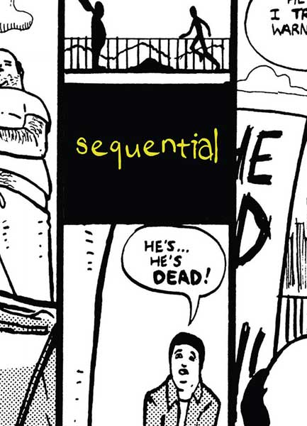Image: Collected Sequential HC  - Adhouse Books