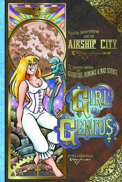 Image: Girl Genius Vol. 2 SC  - Studio Foglio