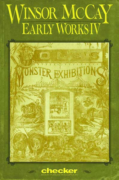 Image: Winsor McCay: Early Works Vol. 04 SC  - Checker Book Publishing Group