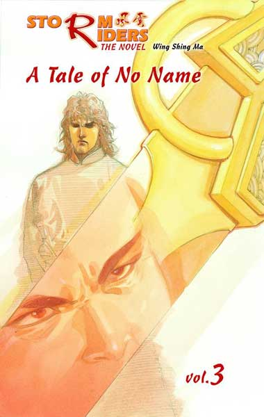 Image: Storm Riders: Tale of No Name Vol. 3 Novel  - DR Master Publications Inc