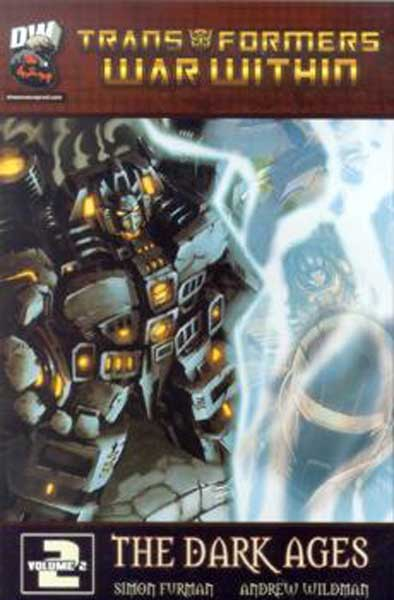 Image: Transformers: War Within Vol. 2: Dark Ages SC  - Dreamwave