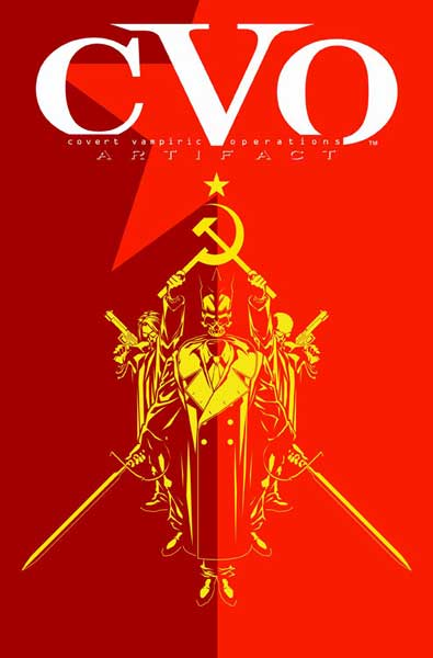 Image: CVO: Covert Vampiric Operations Vol. 01 SC  - IDW Publishing