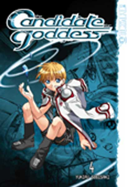 Image: Candidate for Goddess Vol. 04 SC  - Tokyopop