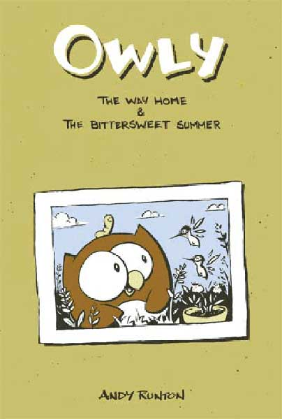 Image: Owly Vol. 01: The Way Home / Bittersweet Summer SC  - Top Shelf Productions