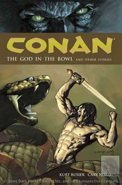 Image: Conan Vol. 02: God in the Bowl & Other Stories SC  - Dark Horse Comics
