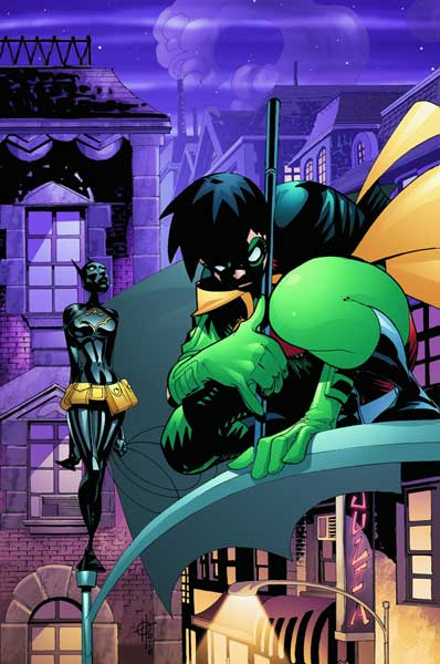 Image: Robin / Batgirl: Fresh Blood SC  - DC Comics