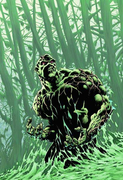 Image: Secret of the Swamp Thing SC  - DC Comics