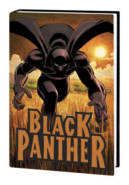 Image: Black Panther: Who is the Black Panther? HC  - Marvel Comics
