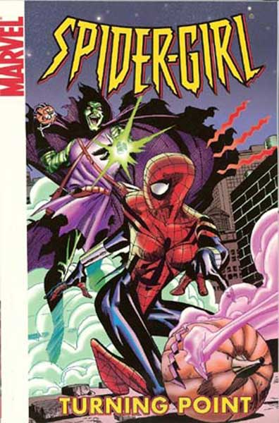 Image: Spider-Girl Vol. 04: Turning Point  (digest) - Marvel Comics