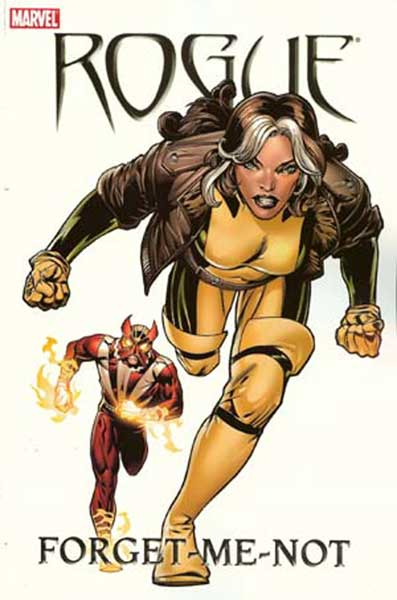 Image: Rogue: Forget-Me-Not SC  - Marvel Comics