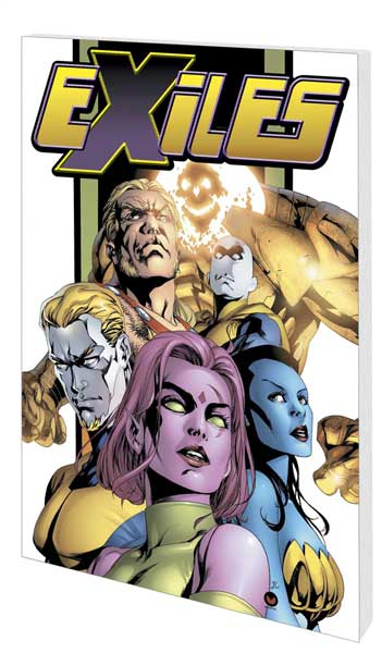 Image: Exiles Vol. 11: Time Breakers SC  - Marvel Comics