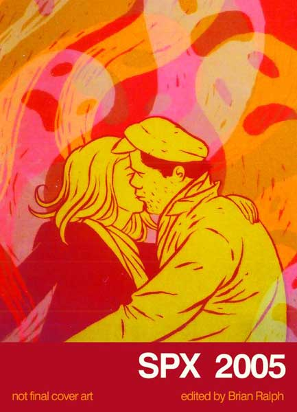 Image: CBLDF SPX 2005 Anthology  -