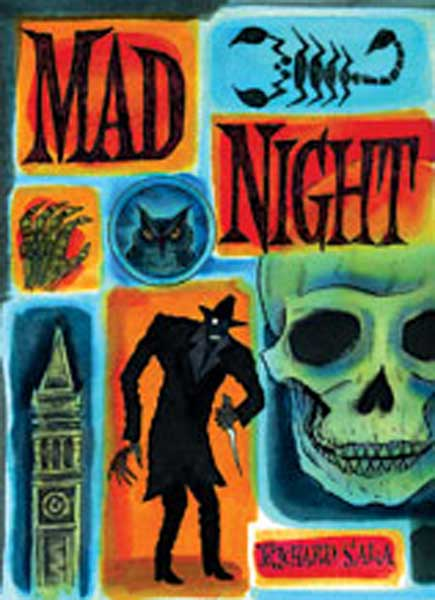 Image: Mad Night Featuring Judy Drood Girl Detective SC  - Fantagraphics Books