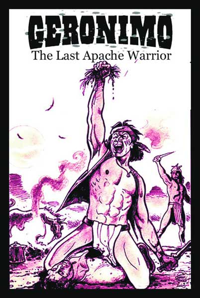 Image: Geronimo: Last Apache Warrior SC  - Moonstone