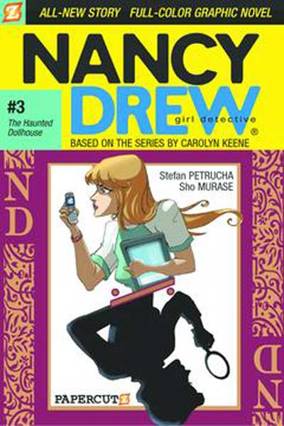 Image: Nancy Drew Graphic Novel #03: The Haunted Dollhouse SC  - Papercutz