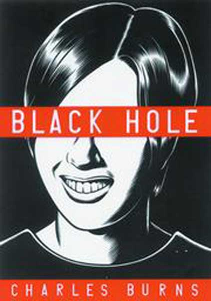 Image: Black Hole Collected HC  - Pantheon Books