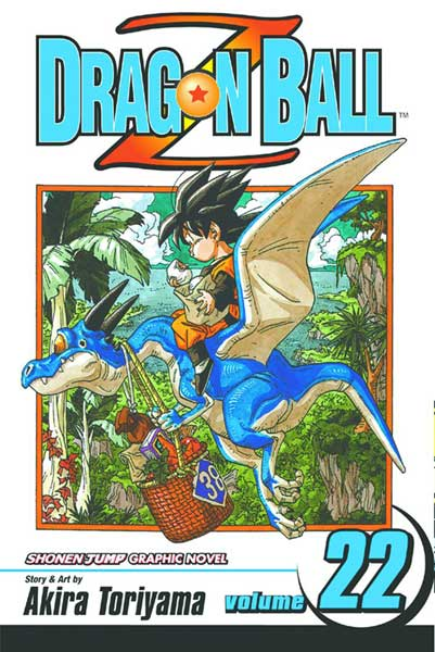 Image: Dragonball Z Vol. 22 SC  - Viz Media LLC