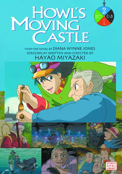 Image: Howl's Moving Castle Film Comics Vol. 03 SC  - Viz Media LLC