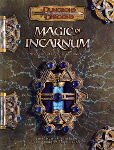 Image: Dungeons & Dragons: Magic of Incarnum HC  -